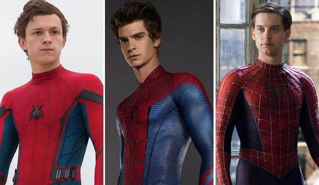 Best Spider-Man Ever: Tom Holland? Andrew Garfield? Tobey Maguire? -  GoldDerby