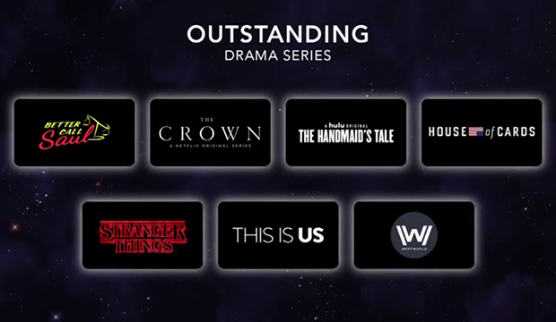 7 Emmy nominees