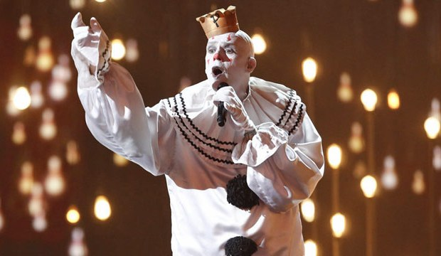 america s got talent 2017 puddles pity party eliminated poll