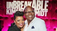 Yvette Nicole Brown and Tituss Burgess
