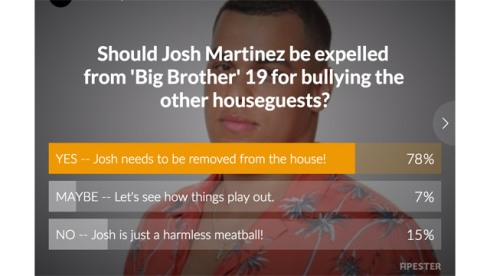 big-brother-josh-poll-results