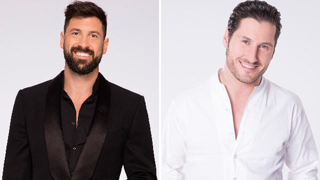 Dancing with the stars val chmerkovskiy brother