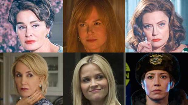 emmy nominees for best movie mini actress