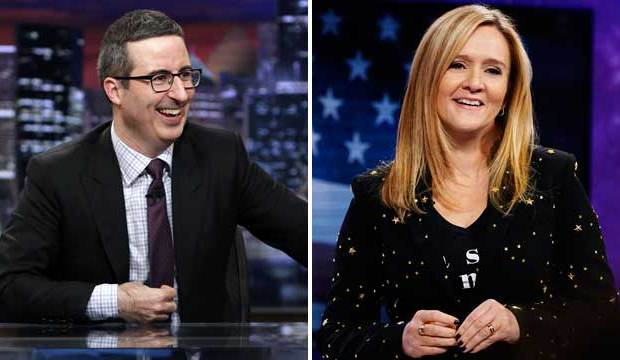 last week tonight with john oliver full frontal with samantha bee