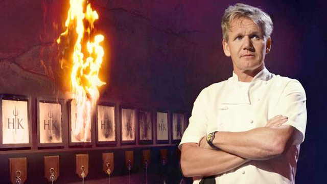 exclusive hells kitchen clip rookie scotts big shrimp problem goldderby - Is Hells Kitchen Real