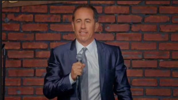 Jerry Seinfeld Netflix special