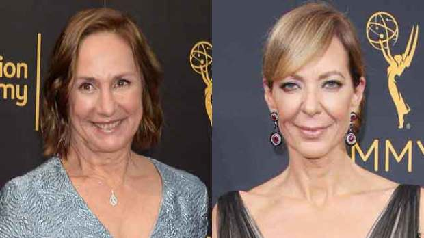 Laurie Metcalf Allison Janney