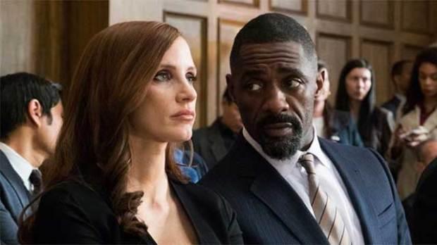 Jessica Chastain, Idris Elba Molly's Game