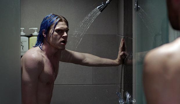 Gay golden showers sex