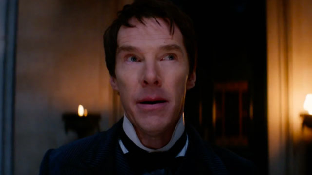 'The Current War': Benedict Cumberbatch electrifies as Edison in Oscar contender