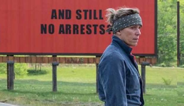 Frances McDormand, Three Billboards Outside Ebbing Missouri