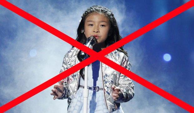 Americas Got Talent 2017 Celine Tam Eliminated Before