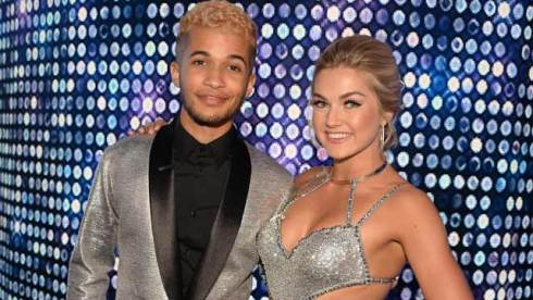 jordan fisher dancing with the stars lindsay arnold dwts