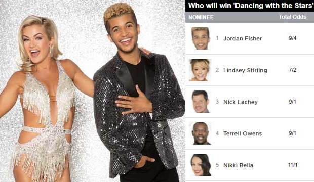 lindsay arnold jordan fisher dancing with the stars dwts