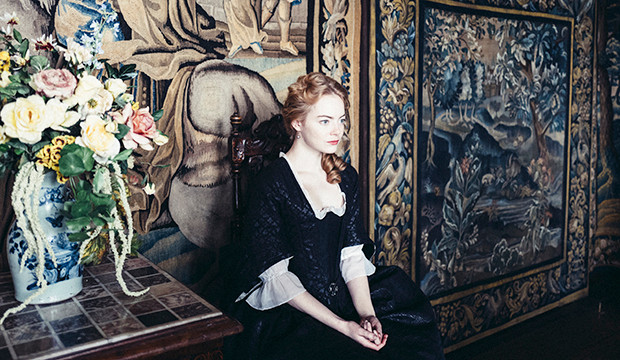 'The Favourite' production designer Fiona Crombie on creating 'a combination of accuracy and playing'