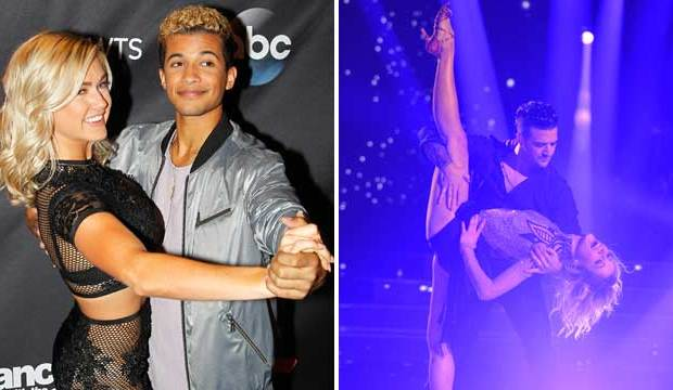 jordan fisher dancing with the stars lindsey stirling dwts