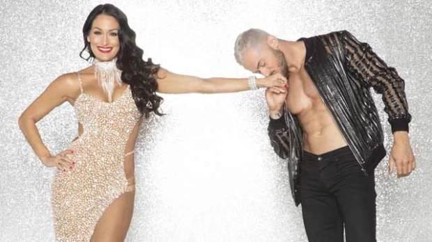 nikki bella dancing with the stars