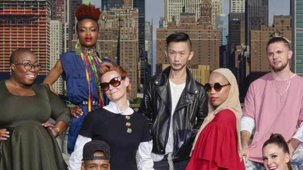 project runway season 16 designers