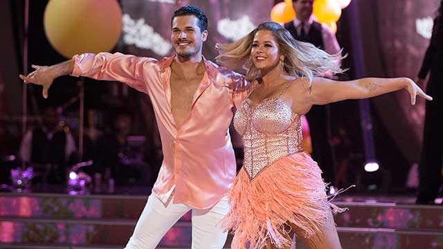 Dancing With The Stars Sasha Pieterse Talks About Fat Shaming