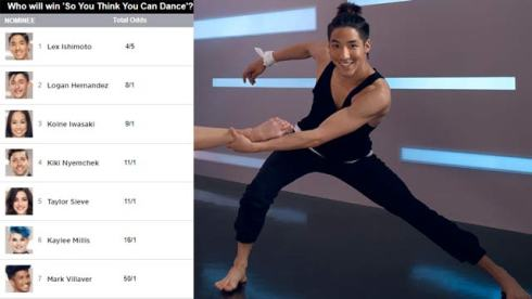 lex ishimoto so you think you can dance