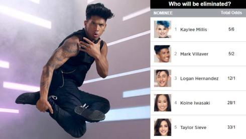 mark villaver so you think you can dance top 7 elimination predictions