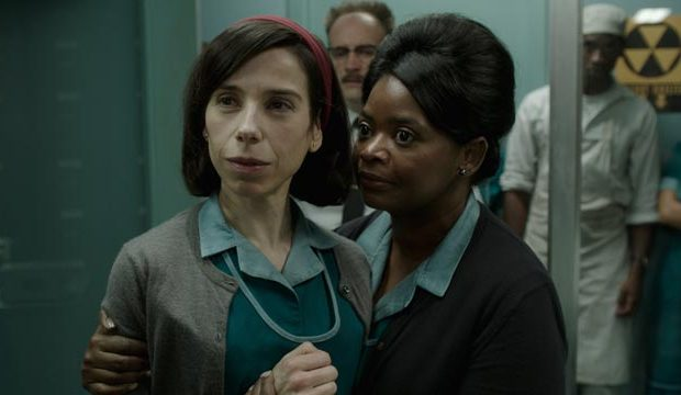 sally hawkins the shape of water octavia spencer