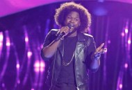 Davon Fleming on The Voice