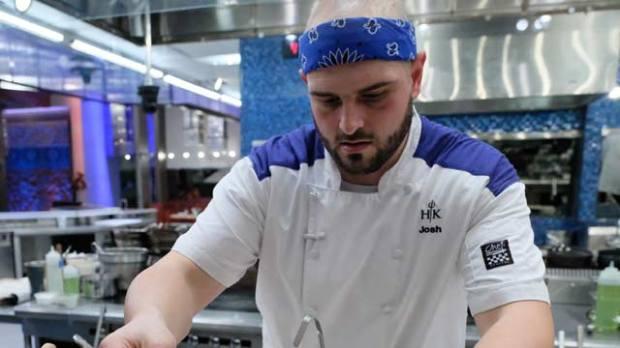 Hell's Kitchen Josh