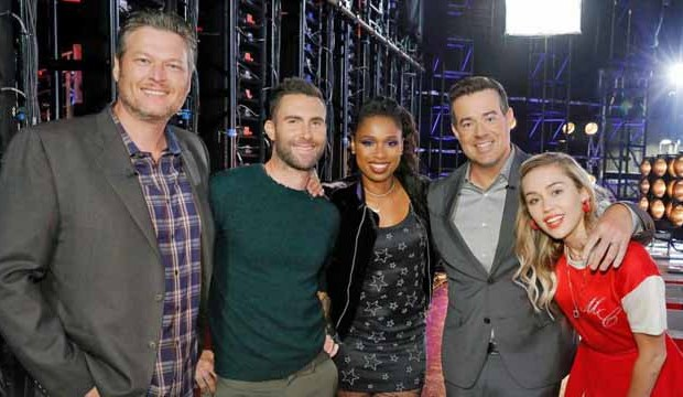 The Voice Coaches Knockouts