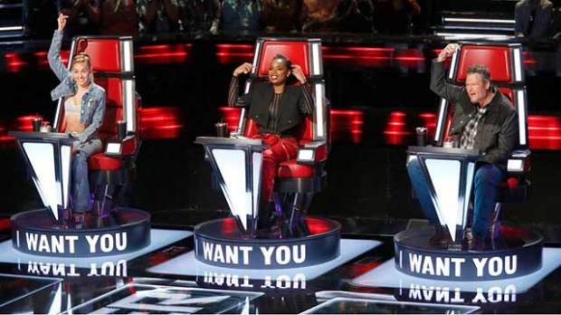 The-Voice-Miley-Cyrus-Jennifer-Hudson-Blake-Shelton