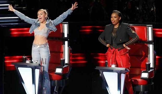 The-Voice-Miley-Cyrus-Jennifer-Hudson