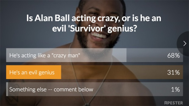 alan-ball-survivor-35-poll-results