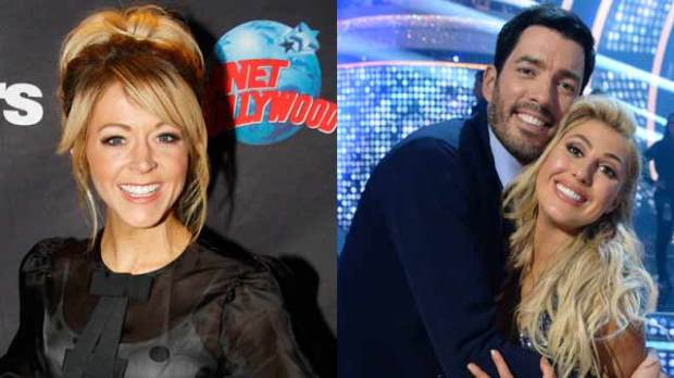 lindsey stirling drew scott dancing with the stars