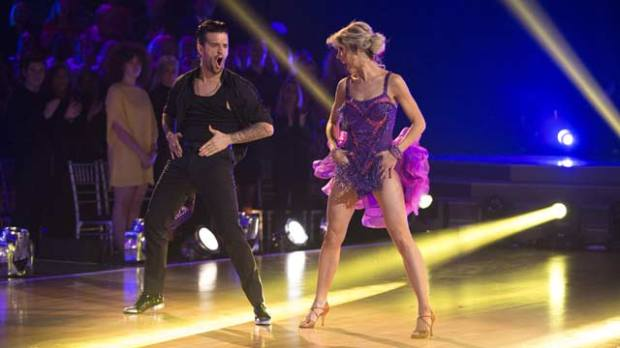 lindsey stirling dancing with the stars mark ballas