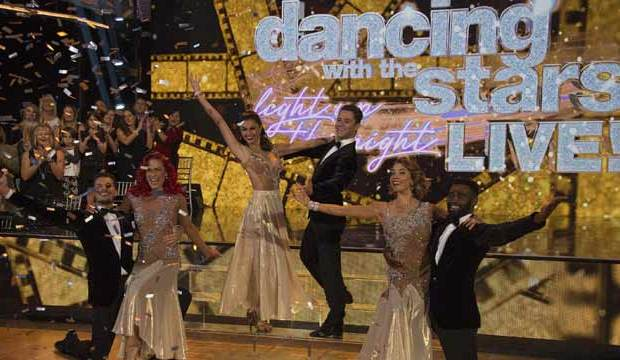 dancing with the stars troupe