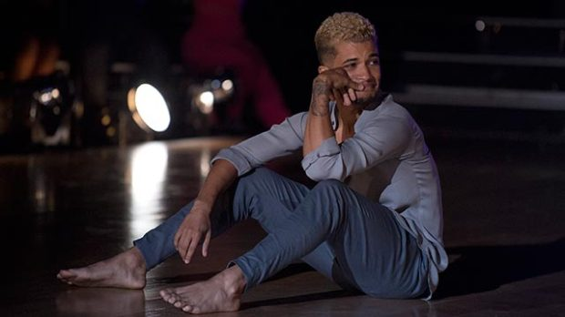 jordan fisher dancing with the stars dwts