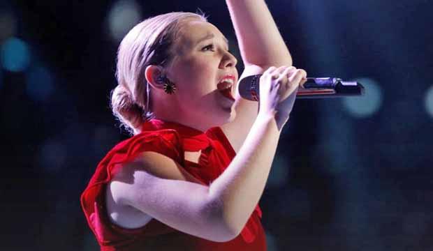 Addison Agen Top 12 The Voice