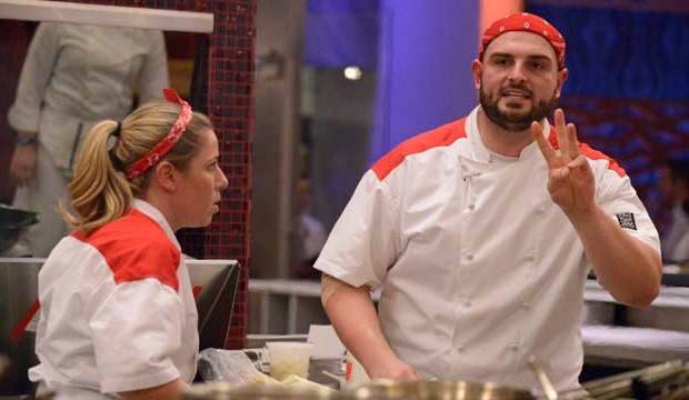 Hell's Kitchen All Stars Episode 5