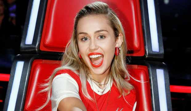 Miley Cyrus Playoffs The Voice