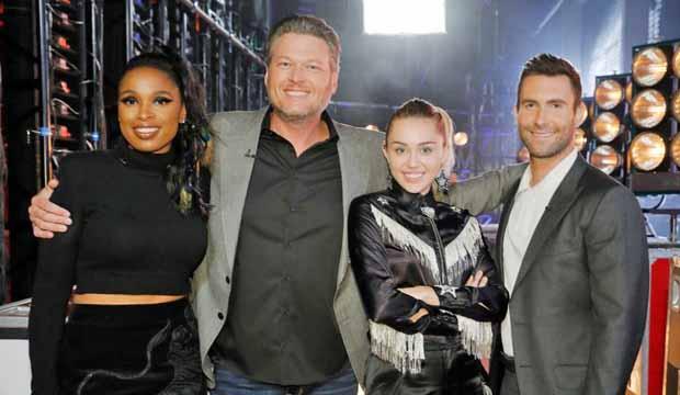 The Voice Coaches Live Shows Season 13