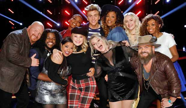 Top 11 The Voice Season 13