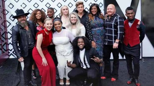Top 12 The Voice Season 13