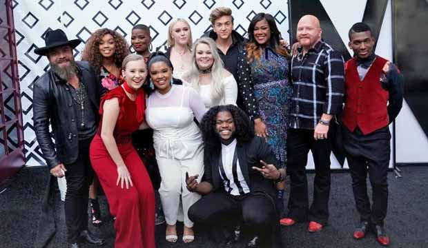 Top 12 The Voice Season 13