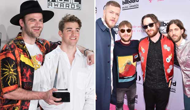 the chainsmokers imagine dragons