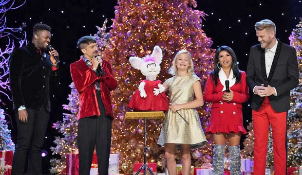America's Got Talent' winner Darci Lynne Farmer joins Pentatonix