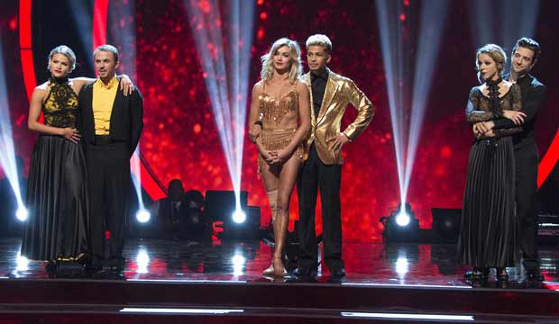 dancing with the stars dwts finalists