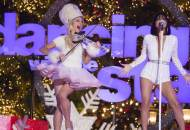 lindsey stirling dancing with the stars becky g christmas