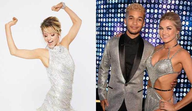 lindsey stirling jordan fisher dancing with the stars