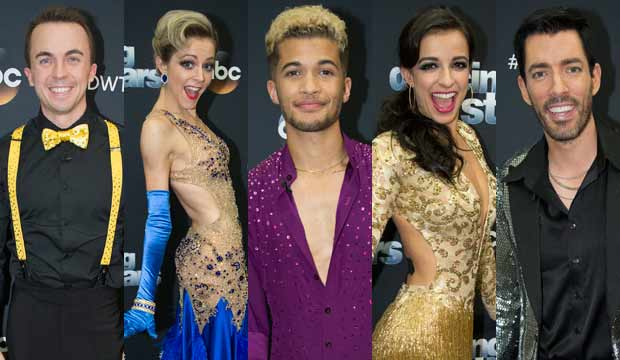 dancing with the stars semifinalists
