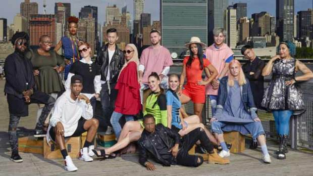 project runway season 16 cast